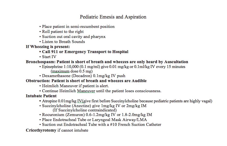3166641_orig Pediatric Emesis and Aspiration