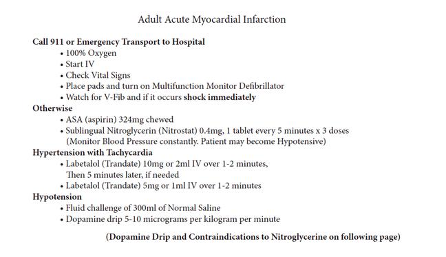 838595630ef Adult Acute Myocardial Infarction